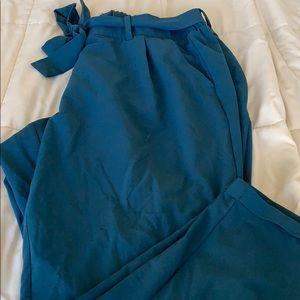 Torrid Dress Trousers with tie waist